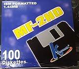 Khypermedia Floppy Disk 100 Pack (Floppy Diskettes)