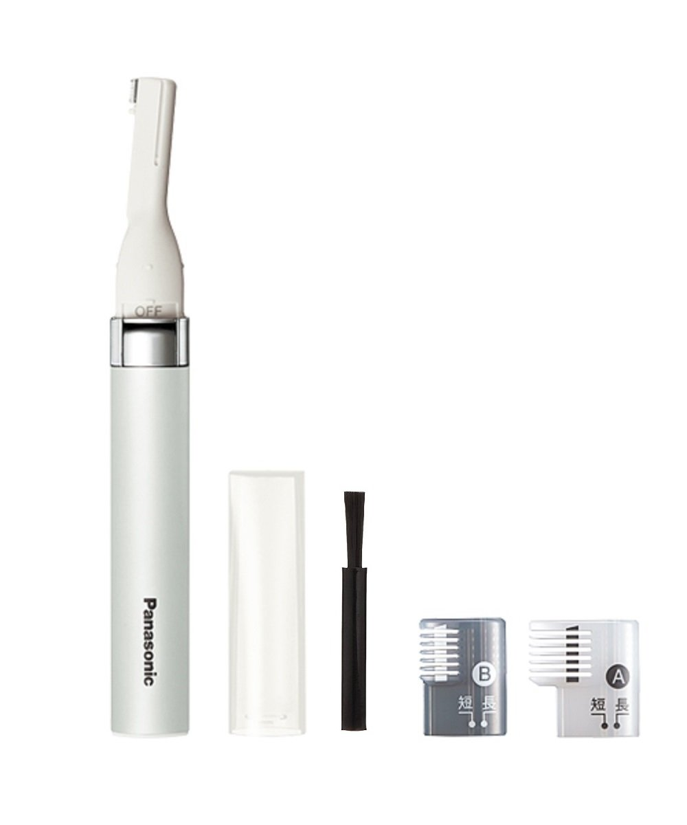 Panasonic Er-gm20-s Eyebrows Shaver Kit Ergm20 Silver /Genuine