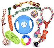Staright Brinquedo de corda de cachorro Brinquedo de mastigar de cachorro Brinquedo de dentição de cachorro Br