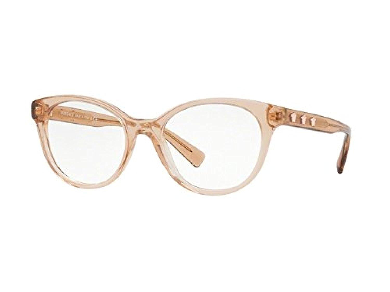 a88c4e666b3 Amazon.com  Versace Women s VE3250 Eyeglasses 54mm  Clothing