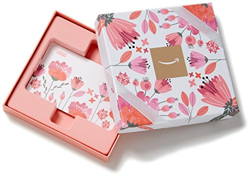 Amazoncom-Gift-Card-in-a-Pink-Flower-Box