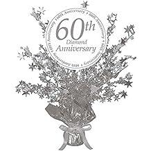 60TH ANNIVERSARY CENTERPIECE (EACH)