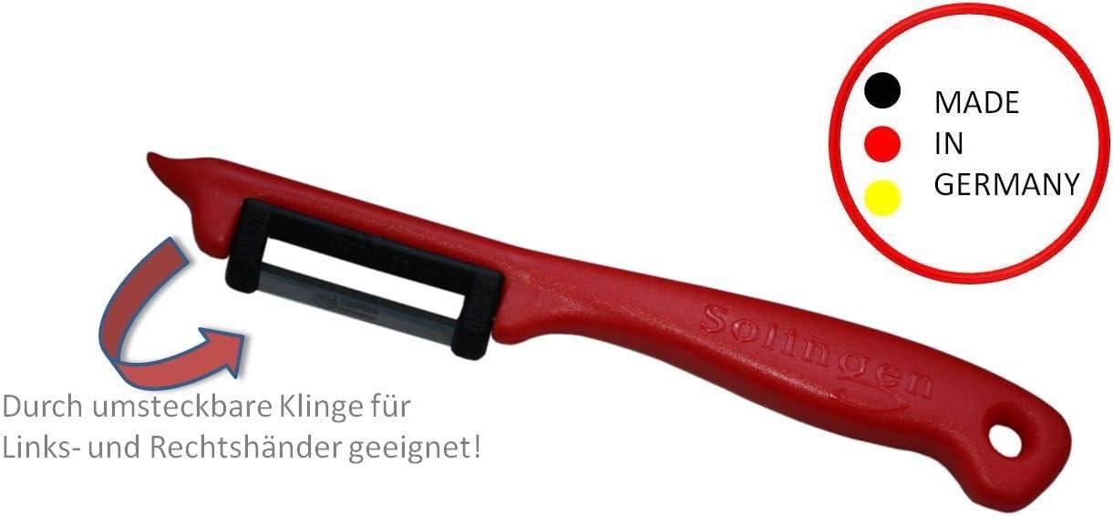 WESTMARK Linkshänder Sparschäler Kartoffelschäler//Gemüseschäler  Solingen