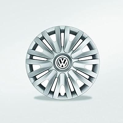 Original Volkswagen Piezas VW 15 Pulgadas Juego De Tapacubos ...