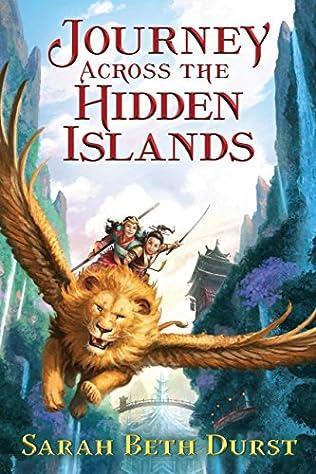 book cover of Journey Across the Hidden Islands
