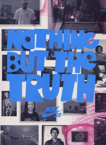 Nothing But the Truth Skate DVD