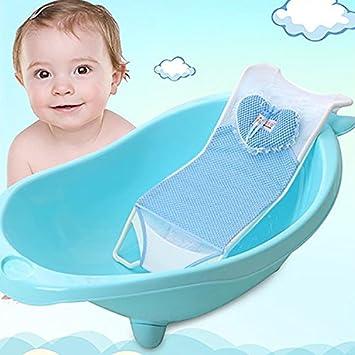 bureze recién nacido bebé niño baño soporte cama Net Asiento ...
