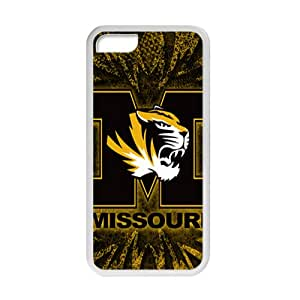 The Missouri Tigers football Cell Phone Case for Iphone 5C