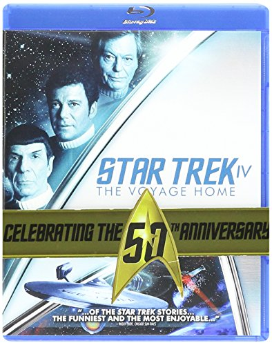 (Star Trek IV:  The Voyage Home [Blu-ray])