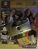 Minolta Vectis 100BF - Point & Shoot camera - APS - lens: 24 mm - black, metallic silver
