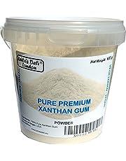 100% Pur Poudre de Gomme de Xanthane Prime (1 x 400 g) - Xanthan Gum