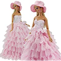Barwa® Evening Princess Party Clothes Wears Dress Outfit...