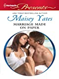 Marriage Made on Paper (21st Century Bosses Book 1)