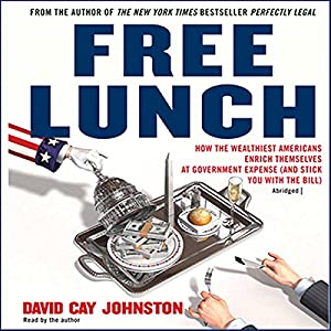 Free Lunch Audiobook
