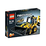 LEGO Technic 42004 Mini Backhoe Loader (japan import)