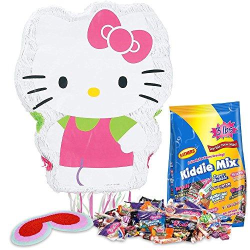Costume Supercenter BB20552PIN Hello Kitty Pinata Kit