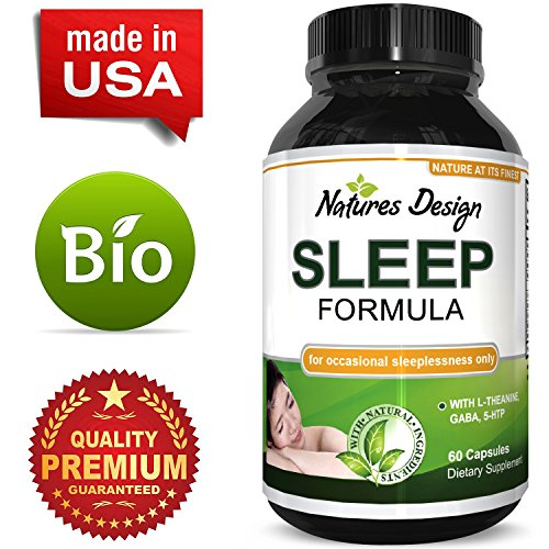 Sleeping Melatonin Theanine Revitalizing Supplement