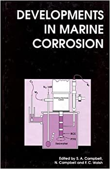 Book Developments in Marine Corrosion (Woodhead Publishing Series in Metals and Surface Engineering)