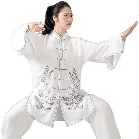 Tai Chi Ropa Clásico Hombre Mujer Tai Chi Traje Artes ...