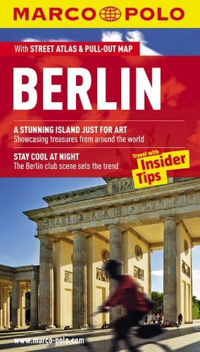 Read Online Berlin Marco Polo Guide (Marco Polo Guides) pdf