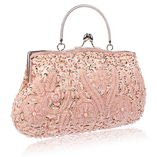 Envelop Bag Wedding Champagne Shoulder Evening Clutch Bag Bag Bridal Women's Handbag fgRqE