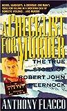 A Checklist for Murder, Anthony Flacco, 0440217903