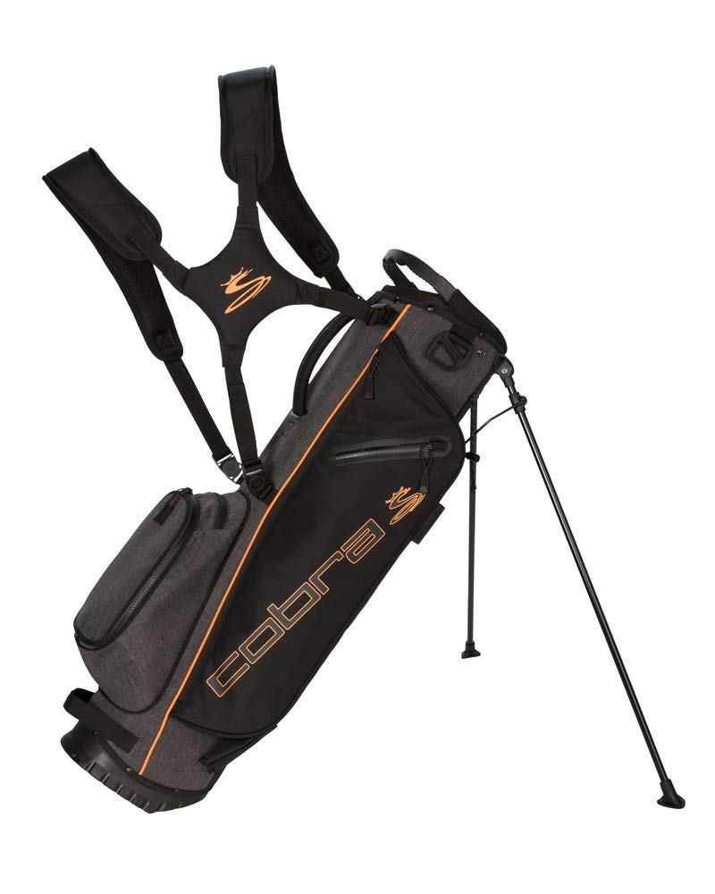 Cobra Golf 2019 Ultralight Sunday Bag (Black) by Cobra
