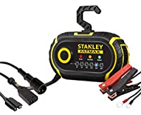 Stanley GBCPRO2 Multi Volt Battery Charger/Maintainer