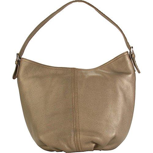 Leather Hadaki Collection Shoulder Slouchy Hobo Bombay Bronze Bag 77x1pq5r