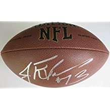 Jahri Evans, Green Bay Packers, New Orleans Saints, Signed, Autographed, NFL Football, a COA with the Proof Photo of Jahri Signing the Football Will Be Included