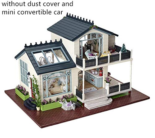 ZAMTAC Figurines Miniatures Doll House Home Decor Wood, used for sale  Delivered anywhere in USA