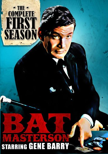Bat Masterson: The Complete First Season - Digitally Remastered (First Game Of The World Series 2014)
