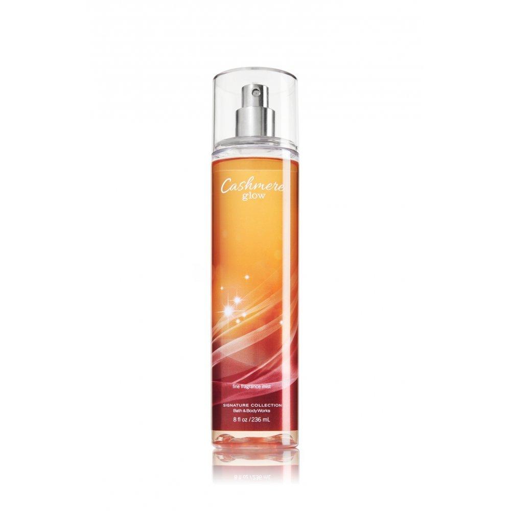 Bath and Body Works Fine Fragrance Mist, Cashmere Glow, 8.0 Fl Oz