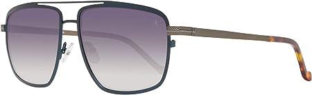 Hackett London HSB8566057 Gafas de sol, Azul, 57 para Hombre
