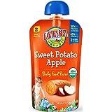 Earths Best Baby Foods 1974 Earths Best Swt Potato Apple 2nd Puree - 2x6x4.2Oz