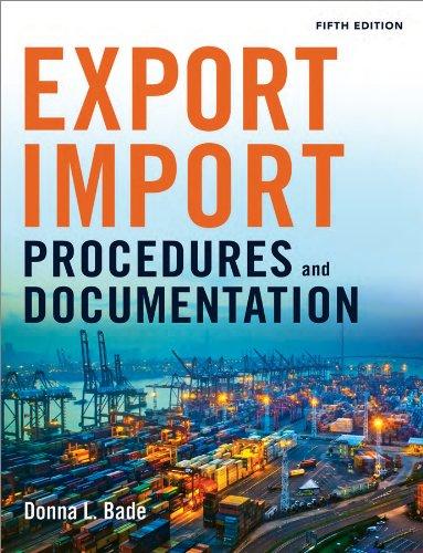 export-import-procedures-and-documentation