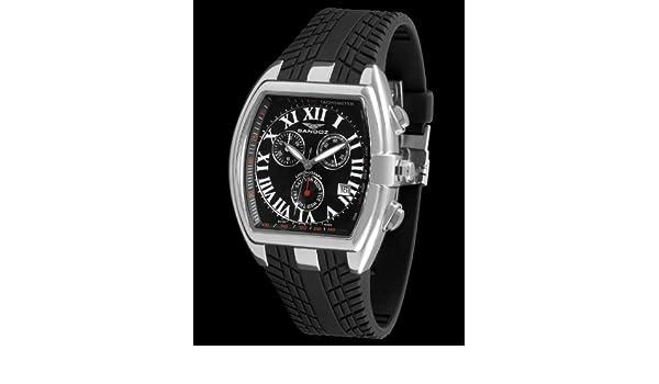 Sandoz 81255-05 - Reloj Fernando Alonso Caballero Negro: Amazon.es: Relojes
