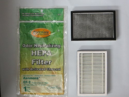 Kenmore HEPA Filter for Canisters KENMORE part #86880