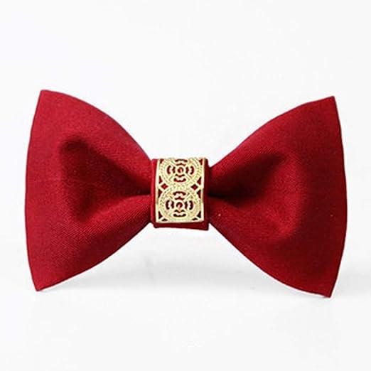 BGROEST-cloth Accesorios de Vestir Corbata de Lazo de Boda Hecha a ...