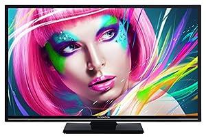 Techwood H32T10A 81 cm (32 Zoll) Fernseher (HD-Ready, Dual-Tuner) schwarz