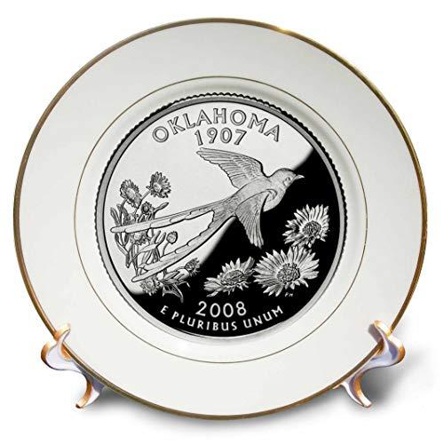Commemorative Porcelain Plate - 1