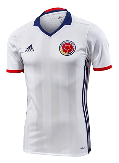 adaef0c88 Amazon.com  adidas Colombia Home Authentic Soccer Jersey Copa ...