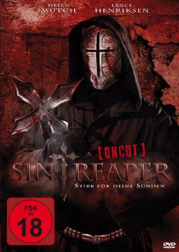 Sin Reaper DVD inkl. Bonusmaterial: Deleted Scenes / Halloween Special: Behind the scenes von und mit Hanno Friedrich / Trailer