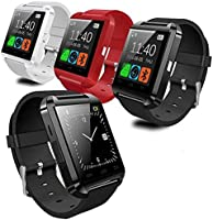 Amazon.com: YIGEYI U8 Smartwatch Fashion Bluetooth Smart ...