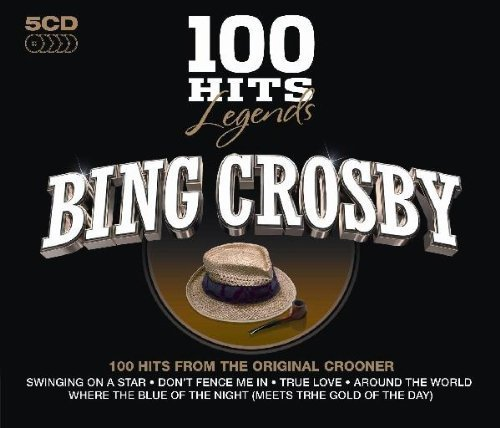 - 100 Hits Legends-Bing Crosby Import Edition by Bing Crosby (2010) Audio CD