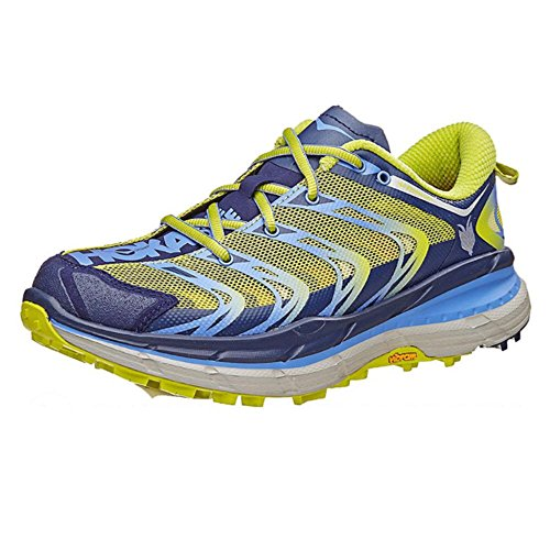 Hoka One Speedgoat, Scarpe da Trail Running Donna giallo