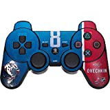 NHL Washington Capitals PS3 Dual Shock wireless controller Skin - Alexander Ovechkin Capitals Action Shot Vinyl Decal Skin For Your PS3 Dual Shock wireless controller