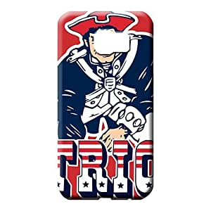 samsung galaxy S7 edge case Plastic phone Hard Cases With Fashion Design mobile phone skins new england patriots