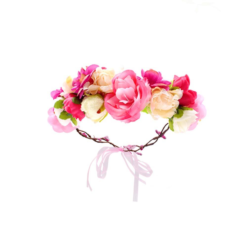 ''Growing a Princess'' Sash & Flower Crown Kit - Baby Shower Sash Princess Baby Shower Baby Sprinkle (Pink & Gold) by TTCOROCK (Image #3)