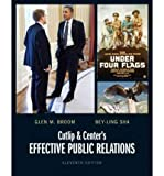 img - for [(Cutlip and Center's Effective Public Relations )] [Author: Glen M. Broom] [Jul-2012] book / textbook / text book